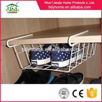 Multifunctional kd shoe rack with factory price