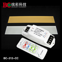 Constant current 700mA/CH LED CT Controller color temperature dimmer RF controller