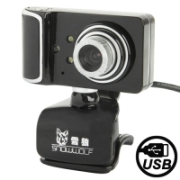New Camera Style 16.0 Mega Pixels USB 2.0 Driverless PC Camera / Webcam with MIC cheap webcam download software webcam free