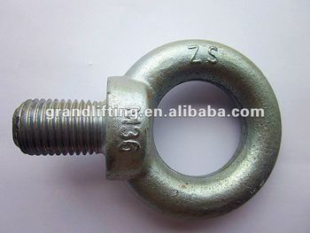 forged Eye Bolts Din580