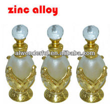 2016 simple arabic cheap perfume bottle with crystal