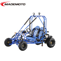 110cc chaoneng engine have strong bility ,three speed with reverse 2 seats off road go kart
