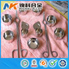 high quality laboratory platinum crucible tongs and platinum crucible