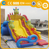 Commercial inflatable giant dragon slide inflatable dry slide inflatable slide for rental
