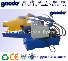 Semi-automatic aluminum saw hydraulic crocodile shear at best price HC43-630