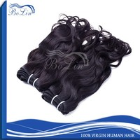 Top Quality Brazilian Human Hair Wet and Wavy Weave 7A Virgin Brazilian Natural Wave Hair