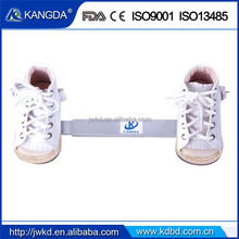 CE FDA approved strephopodia corrective shoe kids orthopedic shoes Club foot shoes Dennis splint