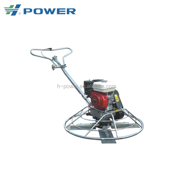 CE, EPA certification concise design concrete power trowel machine HP-S120H for sale