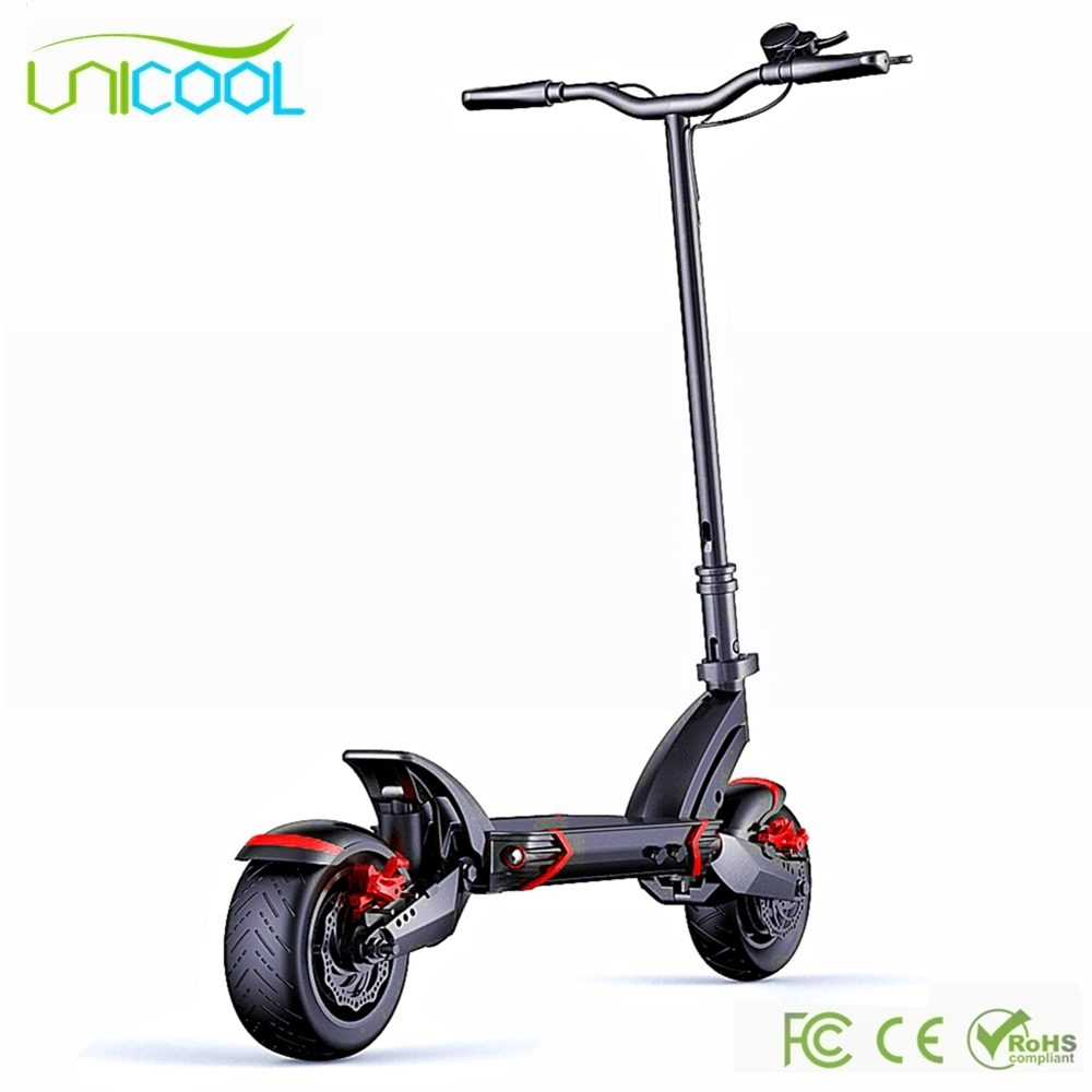 Unicool 10 inch Dualtron motor <strong>electric</strong> scooter 2000W ,Double Motor <strong>Electric</strong> Scooter F08