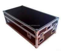 Custom heavy duty black aluminum flight case RZ-SFC-029