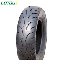 China Tubeless and Casing Scooter Motorcycle Tire for 130/60-10