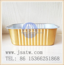 FDA certificate colorful aluminum retortable food container