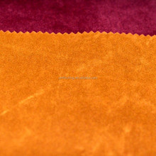 flocking fabric for shoe materal in double side at high quality