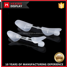Transparent Plastic Custom Shoe Trees With Metal Spring