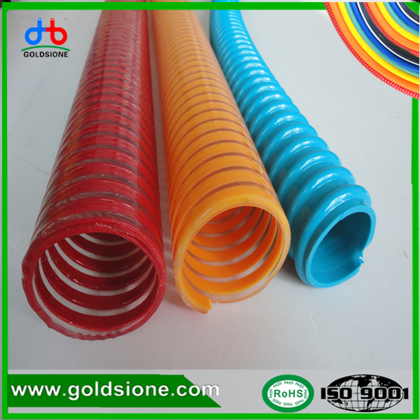 "3/4"" PVC Spiral Suction Hose Discharge Hose"
