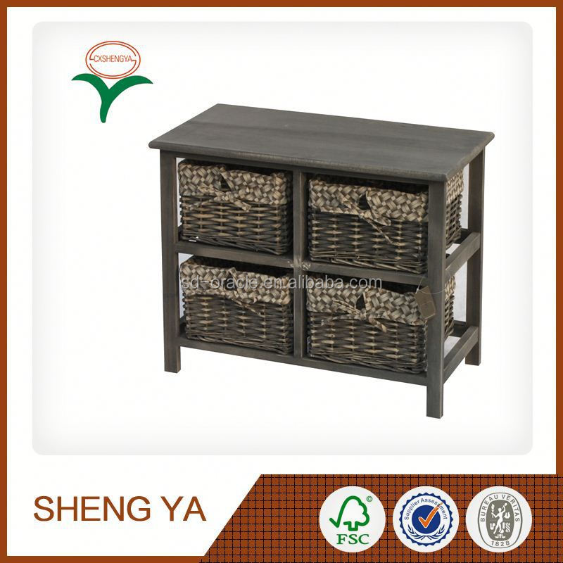 Paulownia/Wooden Furniture Cabinet Living Room Furniture