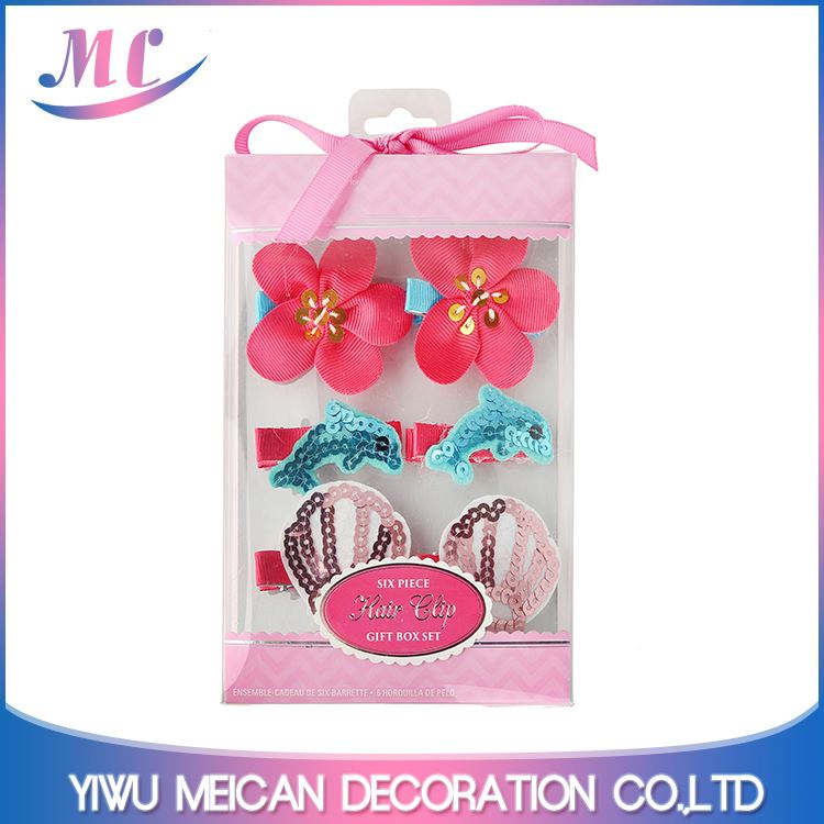 Factory Supply OEM design flower elastic hair bands for girls in many style