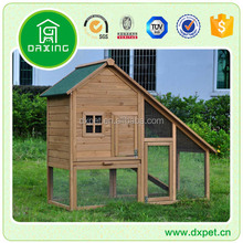 DXR032 Large Garden Egg Layer Chicken Coop / Hen House with Run