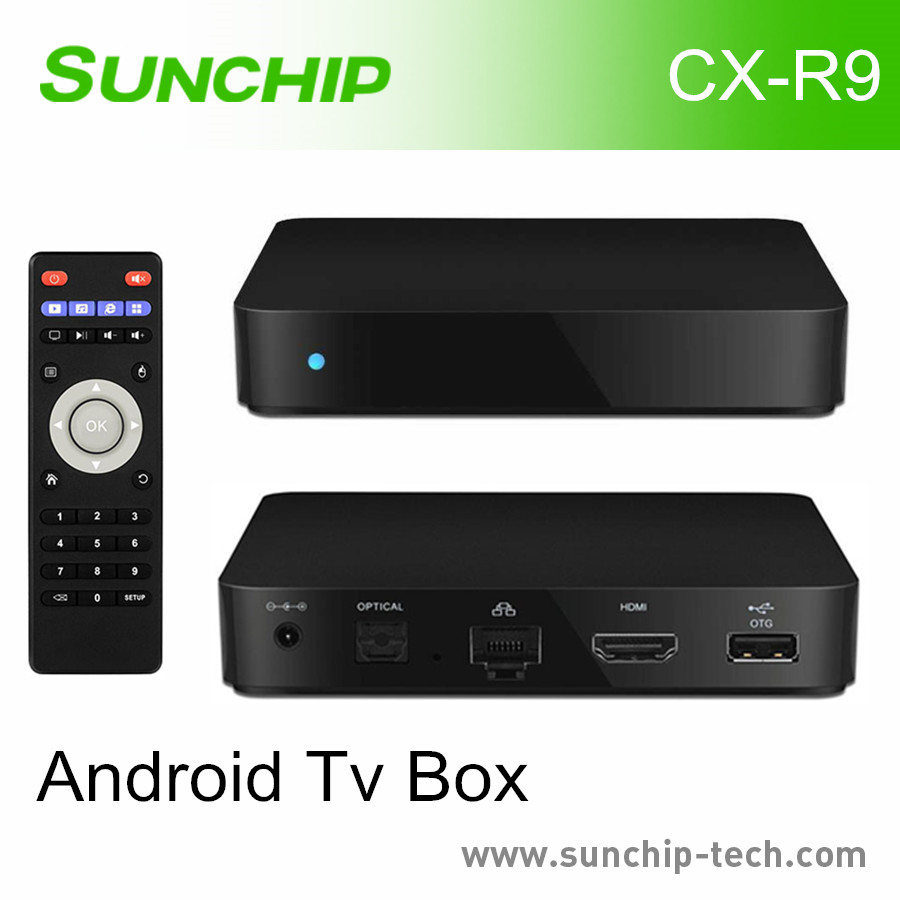 Android tv box Rockchip 3229 Quad Core Android 5.1 TV Box KODI XBMC WiFi 1080P Media Player