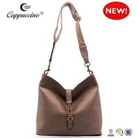 2015 Cappuccino brandname new model purses and ladies handbags