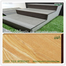 The Best Substitute of Indoor and Outdoor Anti-slip Marble Step 1200x300x20mm, 600x300x20mm