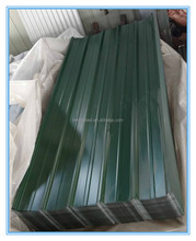 roofing material corrugation color coated aluzinc/hdgi steel sheet YX25-205-1025