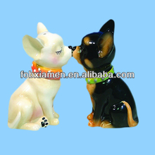 New Arrival Dog Design Novelty Salt Pepper Shakers