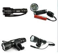 Cree 7090 Xr-e Q5 Led Waterproof Outdoor Torchlight Sg-502b
