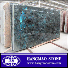 Dark blue green granite with reasonable price and high quality