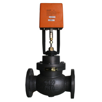 China made cheap price high quality electric drive control water flow balance valve