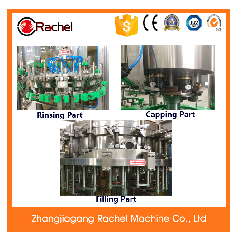 Automatic Beer Filler machine
