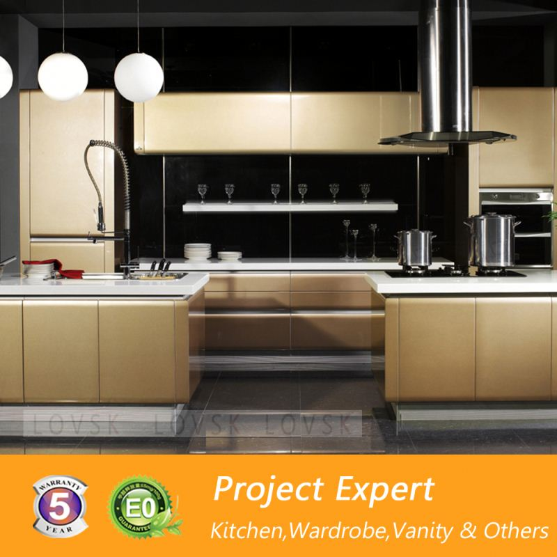 Affordable modern oppein kitchen cabinets direct from china