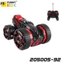 2016 new radio control stunt car toy for ABS plastic