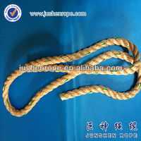 Customized updated exercise ropes with pulley