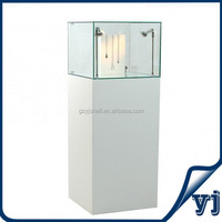 2014 Retail Jewelry Store Furniture with Glass Jewelry Display Cabinet