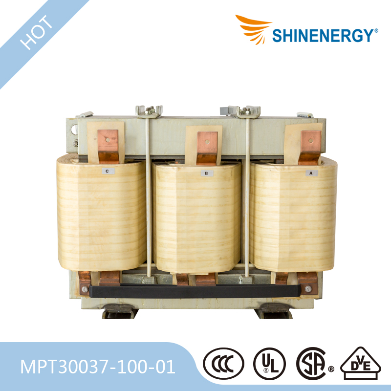 frequency dry type audio isolation transformer