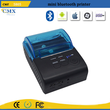 handheld mini thermal mobile wireless android battery powered portable printer