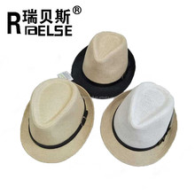 cheap unisex fashion party promotional hat fedora hat