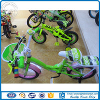 New design carbon frame kids bike