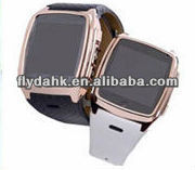 Quadband Watch Mobile Phone with Camera GD910i