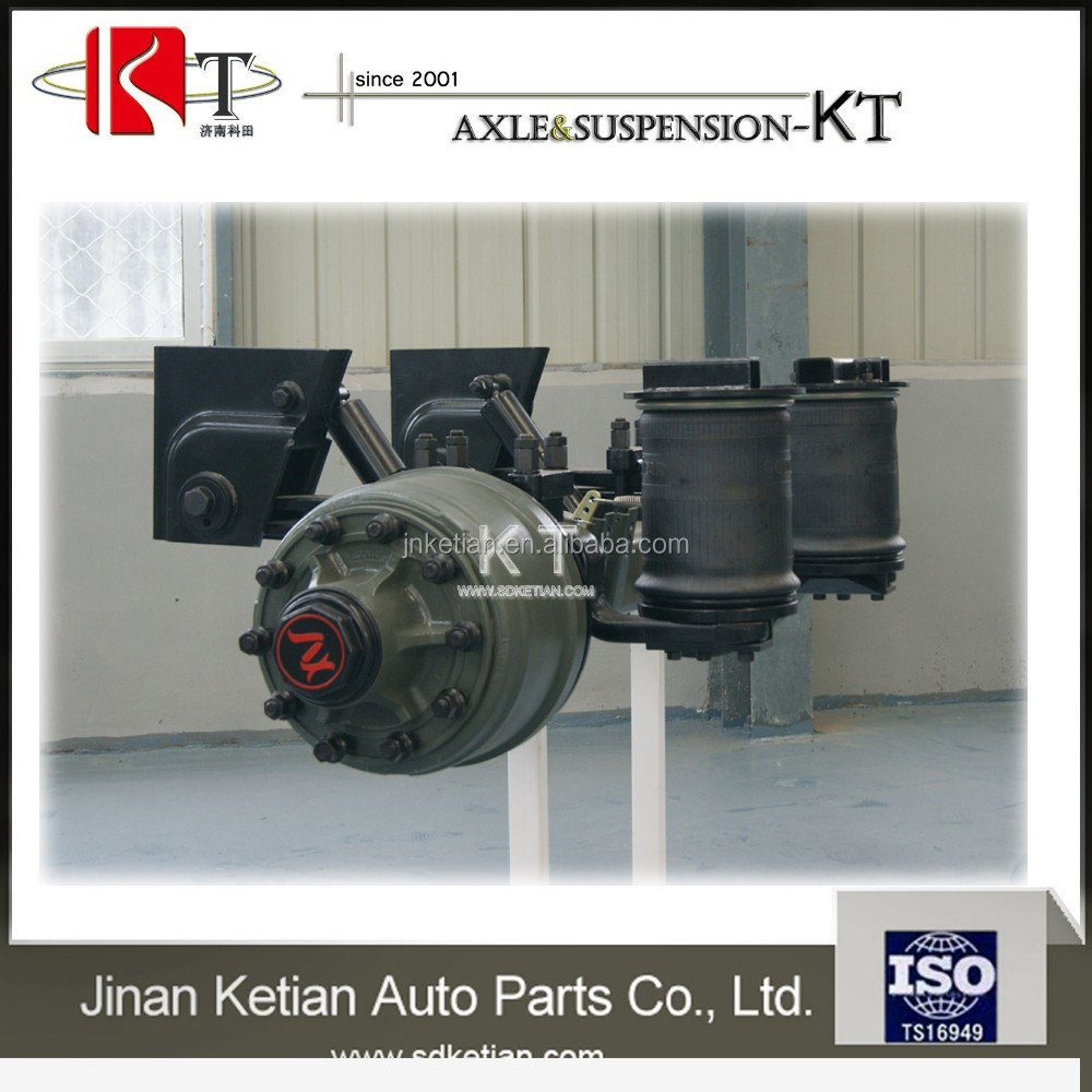 truck trailer parts air ride suspension kits