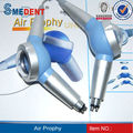 High powered teeth cleaning handpiece