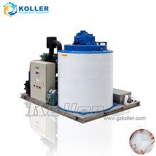5 ton / day Dry Flake Ice Machine with competitive price