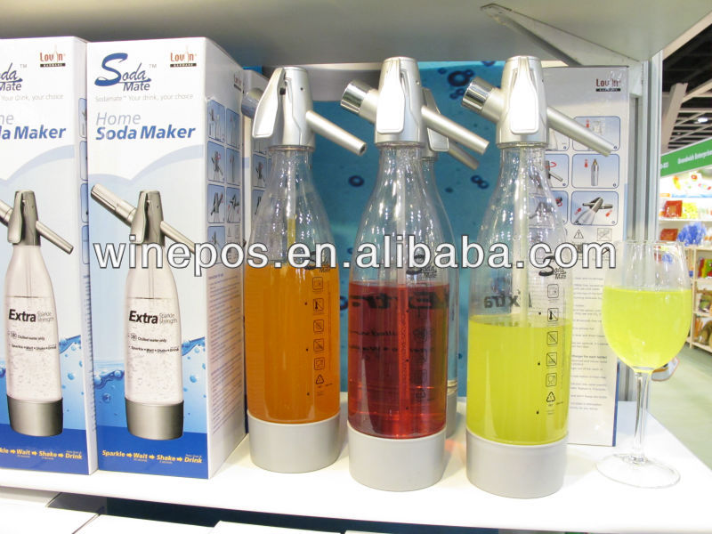 streamsoda makersoda siphon buy soda siphon product on alibabacom - Soda Maker