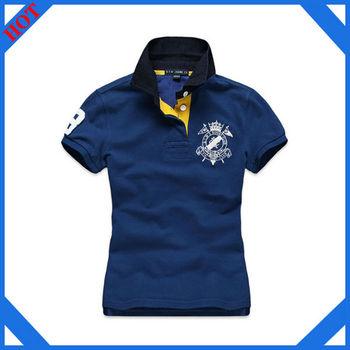 Polo shirt factory women embroidery 100 cotton wholesale for Wholesale polo shirts with embroidery