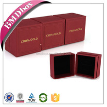 Jewelry Set Display Paper Box Case Wedding Ring Box