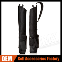"Golf Sunday Bags, Lightweight Carry Bags, Executive Course Golf Bags in 5"" or 7"""