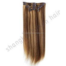 clip hair extension,clip in hair,30 inch human hair extensions clip in
