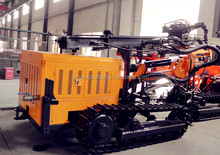 surface down the hole drill rig/ competitive Mining Exploration small drilling rig