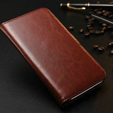 2013 New cell phone fashion design luxury vintage crazy horse leather flip wallet case for samsung galaxy note 2 n7100